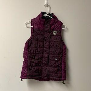 American Eagle Puffer Vest Coat